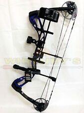 Diamond Archery by Bowtech Infinite Edge SB1 Purple Left Hand Rak Package-7-70