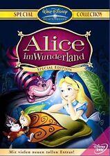 DVD Walt Disney Alice im Wunderland Special Edition OVP