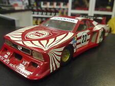 Bburago Lancia Beta Montecarlo 1:24 #23 rood