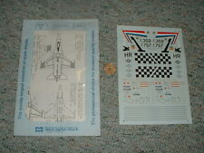 Microscale  decals 1/48 48-231 F-16A Gunsmoke 388TFW Bomb competition G1