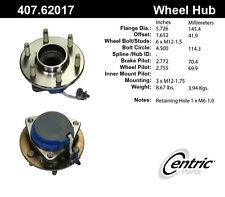 NEW CENTRIC 407.62017 Wheel Hub & Bearing Asm FRONT CADILLAC SRX Fits 25998408