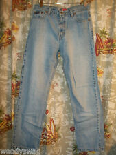 Arizona Jeans Light wash Size 5 Cotton Pre Owned Mexico Inseam 29 Waist 30