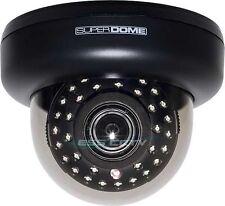 EYEMAX ID-6139V SECURITY Super-Dome Camera 600 TVL 35 IR LED WIDE 2.8~12mm DUAL