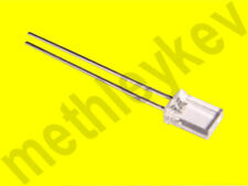 LED giallo Pitch ADATTO PER TECHNICS SL1200 1210 ACQUA LENTE TRASPARENTE NUOVO GL8EG21