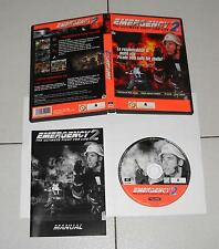 Gioco Pc Cd EMERGENCY 2 The ultimate fight for life PERFETTO 2002