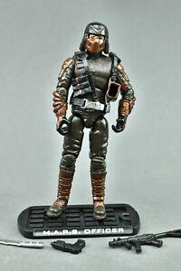 "GI Joe Rise of Cobra Mars Industries Weapons Officer ROC 3.75"""