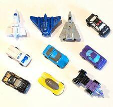 4 X Personnalisé Mini Transformateur Voiture Jouet Robot Set-Action Figures Bundle Prime G1