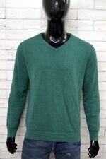 Maglione TOM TAILOR Uomo Taglia Size XL Pullover Cardigan Cotone Sweater Man
