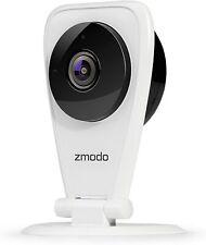 Zmodo WiFi Indoor Home Security Surveillance Camera with Night Vision *Renewed