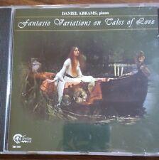 Daniel Abrams - Fantasie Variations on Tales of Love CD NIB