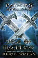 Ranger's Apprentice #6: The Siege of Macindaw by John Flanagan (2010, Paperback)