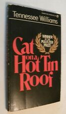 CAT ON A HOT TIN ROOF by TENNESSEE WILLIAMS (SC)