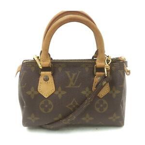 Louis Vuitton LV Accessories Pouch Bag M41534 Mini Speedy Monogram 1528849