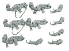 Dark Angels Company Veterans Squad Bolter mit Armen Set - 5x - *BITS*