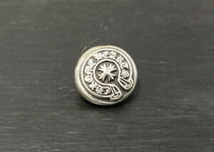 Auth Chrome Hearts Sterling silver rivet .925