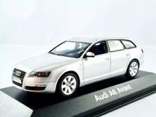 Audi A6 Avant    2005-2008   silber metallic  / Minichamps  1:43