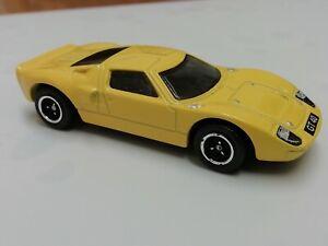Matchbox FORD GR40 yellow