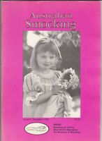 Australian Smocking - Issue No 07 - December 1988 - Extremely Rare