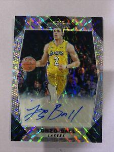 2017-18 Mosaic Basketball Lonzo Ball RC Autograph Mosaic Prizm SSP 29/99🔥Lakers