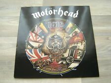 MOTORHEAD 1916 hard rock LP heavy metal  *1ST PRESS * nwobhm * NEAR MINT * album