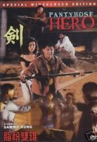 Pantyhose Hero - Hong Kong Kung Fu Martial Arts Action movie DVD - NEW DVD