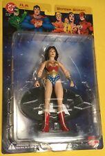 "Wonder Woman DC direct Universe 6"" action figure JLA Trinity Justice League JLU"