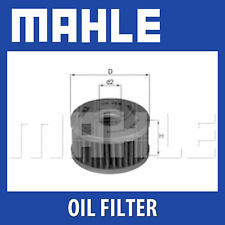 Mahle Oil Filter OX408 - Fits Suzuki Motorcycles - Genuine Part