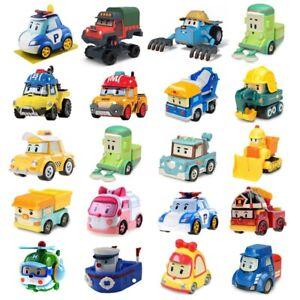 Mini Super Wings Deformation Robot Toy Transformation Poli Trucks Kids Gift Toys