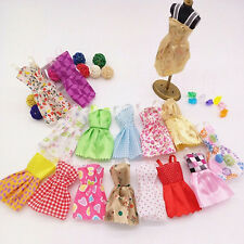 30 ITEMS FOR BARBIE DOLL DRESSES, SHOES,JEWELLERY CLOTHES SET ACCESSORIES UK