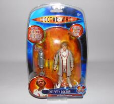 "Doctor Who 5th Doctor 5"" Classic Action Figure K1 Robot Collect & Build Part New"