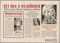 Hungary 2011 Yuri Gagarin/Astronauts/Rockets/Space Flight/People 1v m/s (n45113)