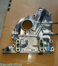 Mazda Rotary Engine Polished Timing Cover 12A 13B Wankel R100 RX2 RX3 RX4 Wankel