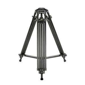 Professional Tandem Leg Tripod with 75mm Bowl Mount & Adapter by ProAm USA