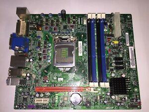 Acer H57H-AD Veriton VX490 LGA 1156/Socket H DDR3 SDRAM Desktop MB TESTED!