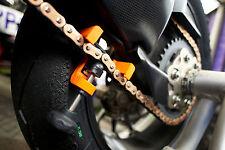 Motorcycle Chain Tension Setting Tool Suzuki Kawasaki Suzuki Honda KTM Arai
