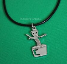 Guardians of the Galaxy Groot Pendant Necklace Ladies Girls Mens Gift Marvel