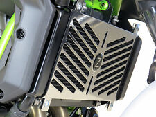 KAWASAKI Z650 17 STAINLESS STEEL COOLER GRILL