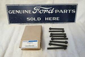 OEM NEW 8pcs 1986-1997 Ford Aerostar 3.0L Cylinder Head Bolt F3DZ-6065-A #762
