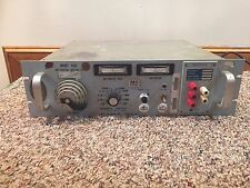 Vintage Electronic Test Equipment Nh Research Model 4201 Differential Wattmeter