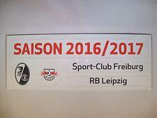 Update-Set 1.Bundesliga Magnettabelle 16/17 Tabelle DFL 2016/2017 1.Liga RBL SCF