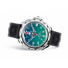 Vostok Komandirskie Military  Mechanical Watch Commander Paratrooper VDV