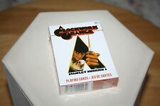 Stanley Kubrick'S A Clockwork Orange Decorated Playing Cards New!