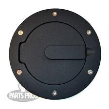 NEW Flat Black Non-Locking Gas Fuel Door / FOR RAM 1500 2500 DODGE PICKUP 13-15