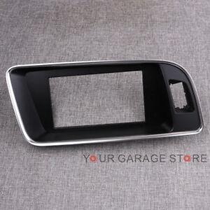 NEU Blende Radioblend 6.5'' Screen Display 8R1857186N für Audi Q5 09-13