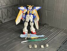 Bandai Mobile Suit Gundam Wing Transforming Wing Gundam Action Figure MSIA Lot
