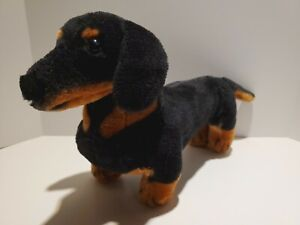 DACHSHUND Weiner Dog Plush Stuffed Animal Melissa and Doug  20""