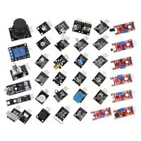 45 in 1/37 in 1 Sensor Module Starter Kit Set For Arduino Raspberry Pi Education