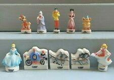 Série complète de fèves CENDRILLON 1997 DISNEY * 77