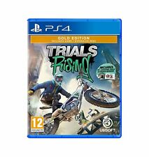 PS4 Game Trials Rising - Gold Edition New