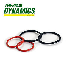 Genuine Thermal Dynamics Torch 8-3486 & 8-3487 Plasma Cutting O-Ring, 4 pack